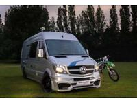 Mercedes-Benz Sprinter 4 Berth Pursuit Sport Motorhome - 2 Bike Garage