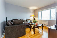 ALL INCLUSIVE 2 BDR APARTMENT 4 ½   YEARLY RENT  SEPT 8 2015