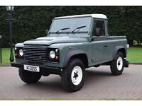 Land Rover 90 Defender 2.4TDi 6 speed