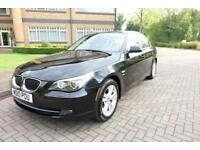 2010 BMW 528 XDrive 4x4 Auto left hand drive lhd UK Registered