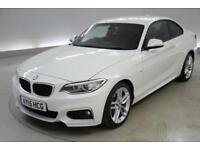 BMW 2 Series 218d M Sport 2dr Step Auto