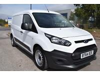Ford Transit Connect 1.6TDCi ( 95PS ) 210 L2 ECOnetic -Only £199 per month