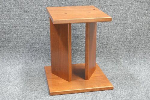 Custom Speaker Stand - SS-H - Mini Desktop to 12 18 24 30 36 inch - Hard Wood