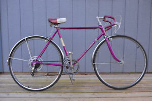 Vintage Schwinn Varsity 10 Speed - Nice Chrome