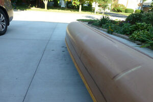 "15 ft Pinetree Canoe ""Abbitibi"" - Only 39.2 lbs - Very Light! Kitchener / Waterloo Kitchener Area image 7"