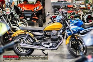 2017 Moto Guzzi V9 Roamer - Only $39 Weekly oac*