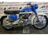1961 Norton Navigator 350, Show winning Bike
