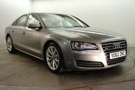 2012 Audi A8 TDI QUATTRO SE EXECUTIVE Diesel grey Automatic