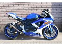 SUZUKI GSXR600 K9 2009 SUPER SPORTS