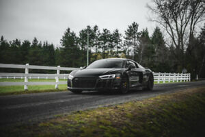 RENT OUR BEAUTIFUL R8 V10+