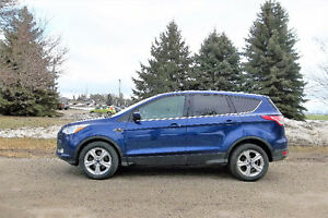 2014 Ford Escape SE 4WD Crossover- ONE OWNER & ONLY $14 950!!