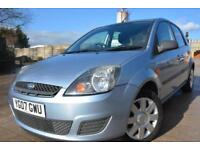 FORD FIESTA STYLE CLIMATE 1.25 5 DOOR*FULL SERVICE HISTORY*FULL MOT*2 LADY OWNER