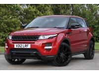2012 Land Rover Range Rover Evoque 2.2 SD4 Dynamic Lux AWD 5dr