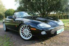 2006 Jaguar XKR-S 4.2 supercharged White Badge Auto Convertible Petrol Automatic