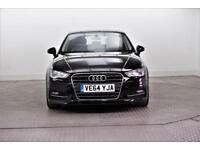 2015 Audi A3 TFSI SE Petrol black Manual