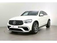 2021 Mercedes-Benz GLC-CLASS GLC63 S 4Matic Auto Light 4X4 Utility petrol Automa