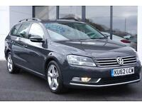 2012 Volkswagen Passat 1.6 TDI BlueMotion Tech SE 5dr