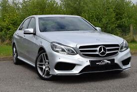 Mercedes-Benz E300 2.1CDI ( 204bhp ) Hybrid 7G-Tronic Plus 2014MY AMG Sport