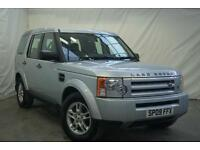 2009 Land Rover Discovery 3 TDV6 GS Diesel silver Automatic