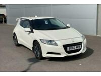 2010 Honda Cr-Z Sp I-Vtec Ima Hybrid Coupe Petrol/Electric Hybrid Manual