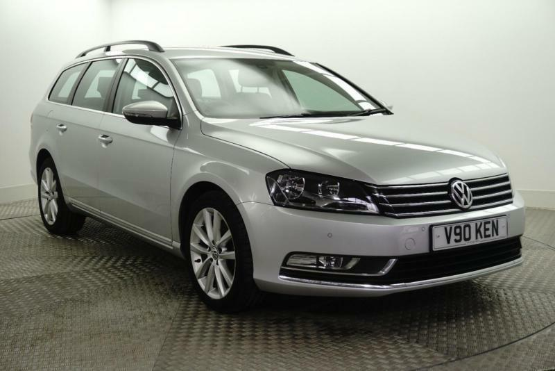 2014 Volkswagen Passat EXECUTIVE TDI BLUEMOTION TECHNOLOGY Diesel silver Manual