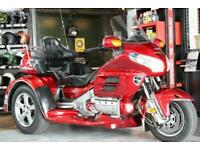 2008 HONDA GL1800 A-8 GOLDWING EML MARTINIQUE TRIKE