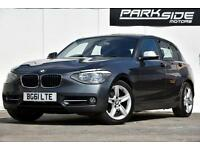 2011 BMW 1 Series 2.0 120d Sport 5dr
