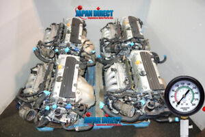 JDM Honda Element Engine 2.4L K24A 2003-2011 DOHC VTEC Low KM