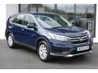 2015 Honda Cr-V 1.6 i-DTEC S 5dr (Honda Connect with Navi)