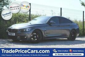 image for 2018 18 BMW 4 SERIES 3.0 440I M SPORT GRAN COUPE 4D 322 BHP