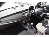 2016 Alfa Romeo Giulietta 1.4 TB MultiAir Super (s/s) 5dr Petrol black Manual