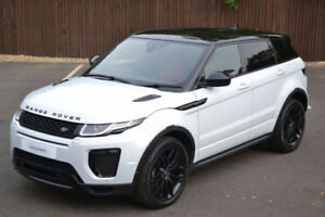 Bail / Lease transfer of 2017 Range Rover EVOQUE Dynamic HSE