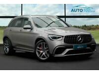 2020 Mercedes-Benz GLC Class 4.0 GLC63 V8 BiTurbo AMG S SpdS MCT 4MATIC+ (s/s)