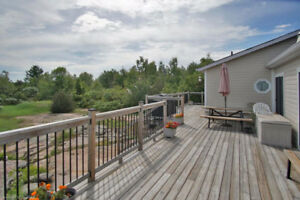 Island cottage in Honey Harbour Georgian Bay for rent
