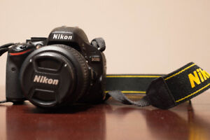 Nikon 5100 DX - Amazing Deal!!!
