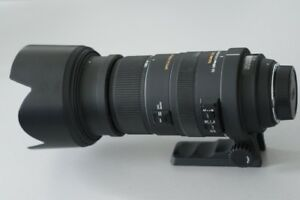 Sigma 50-500mm f/4.5-6.3 APO DG OS HSM SLD Ultra Telephoto Zoom