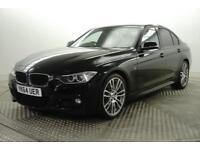 2014 BMW 3 Series 330D M SPORT Diesel black Automatic