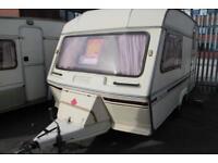 Elddis Mistral EX20 1985 2 Berth Caravan £700