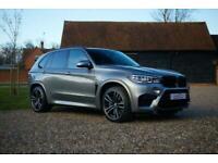 2017 BMW X5 M 4.4 BiTurbo Auto xDrive (s/s) 5dr (5 Seat) SUV Petrol Automatic