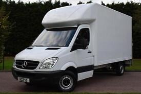 Mercedes-Benz Sprinter Luton 313 cdi 130 bhp with tail lift