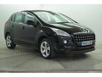 2010 Peugeot 3008 SPORT HDI Diesel black Semi Auto