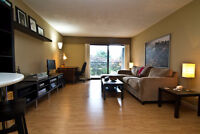 Fantastic 1br condo just across from UVIC!