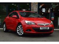 Vauxhall Astra 2014 Gtc 2.0 CDTi SRi 14REG