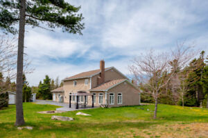 Elegance Personified  |  175 Ritcey Cr | Passive Solar Design