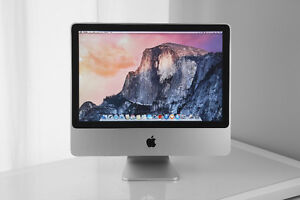 Apple iMac 20 inch 2.66GHz (iMac 8,1) MINT Condition
