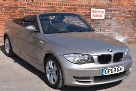 BMW 118 2.0 2008MY i ES
