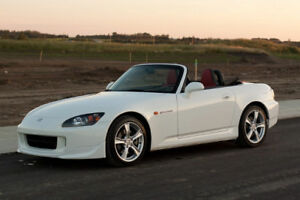2008 or 2009 Honda S2000 Convertible