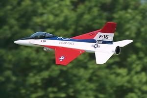 F-16 ARF Electrifly RC