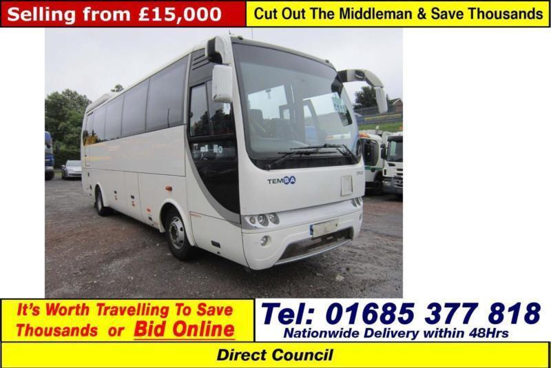 2008 - 08 - TEMSA OPALIN 6 9 DIESEL AUTO 35 SEAT MINI COACH (GUIDE PRICE) |  in Dowlais, Merthyr Tydfil | Gumtree
