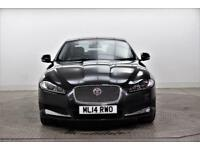 2014 Jaguar XF D PREMIUM LUXURY Diesel grey Automatic